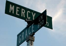 Grace & Mercy Shall Follow Me All The Days Of My Life